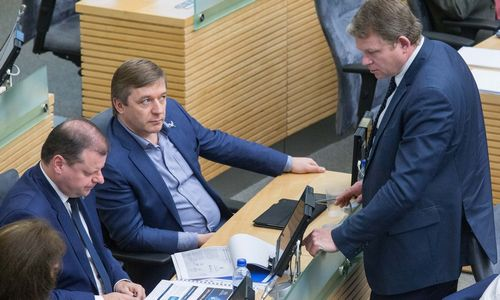 Socialdarbiečiai siūlo A. Palionį į aplinkos ministrus