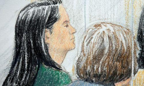 """""""Huawei"""" teismo drama tęsiasi, sprendžiama dėl paleidimo už užstatą"""