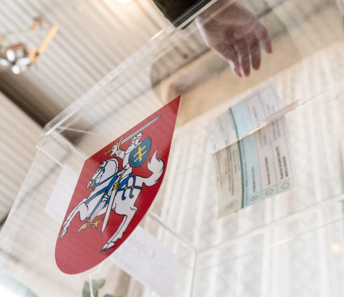 Kandidatus į savivaldą ir merus galės keltiapie šimtą nepartinių komitetų