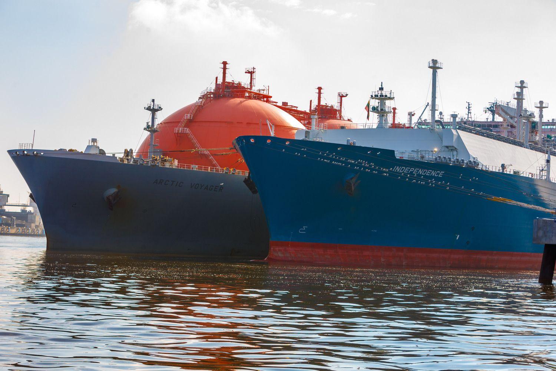 Į Klaipėdą atplaukia naujas SkGD krovinys
