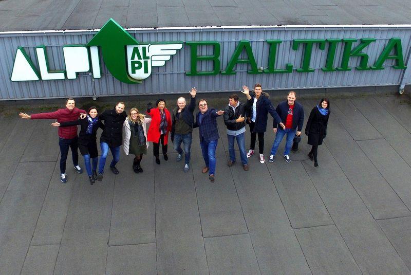 """12 sėkmingų """"ALPI Baltika"""" veiklos metų– ne atsitiktinumas, o koncentruoto darbo ir nuolatinio tobulėjimo rezultatas, nes įmonė koja kojon žengia su savo klientais ir įgyvendina jų lūkesčius."""