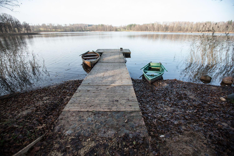 Ežerų nuomininkai skundžiasi nuostoliais, bet nuomos neatsisako
