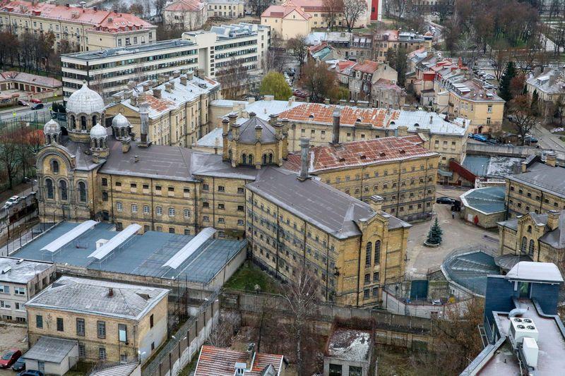 VIlniaus centras. Lukiškių kalėjimas. Vladimiro Ivanovo (VŽ) nuotr.