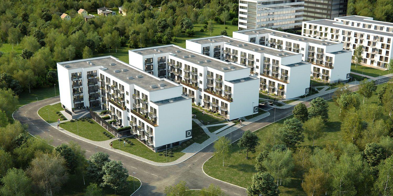 """Rewo"" VilniausOzo parko teritorijoje stato dar 220 butų"