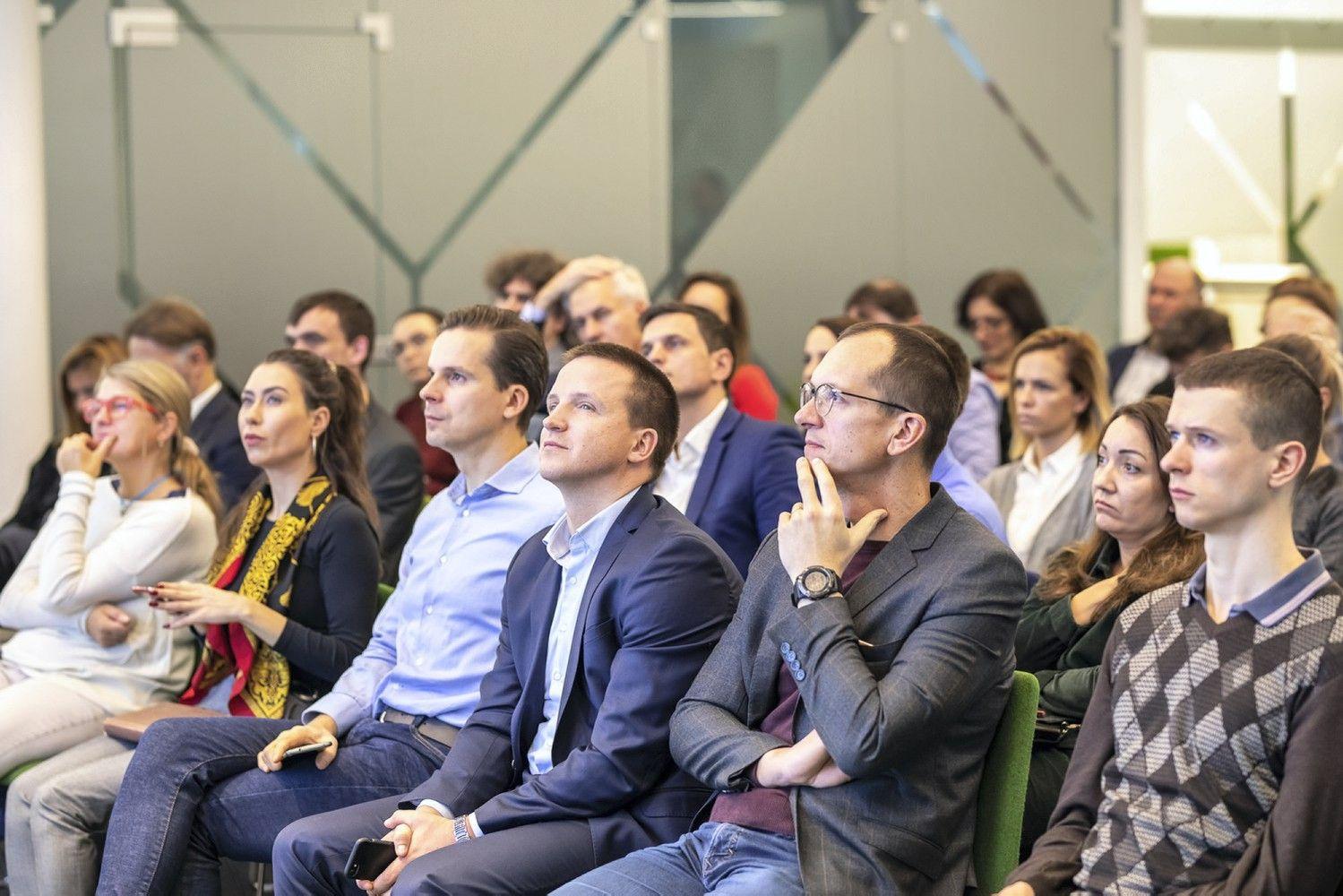 Spartaus verslo augimo programa: išmoktos pamokos ir viršyti dalyvių lūkesčiai