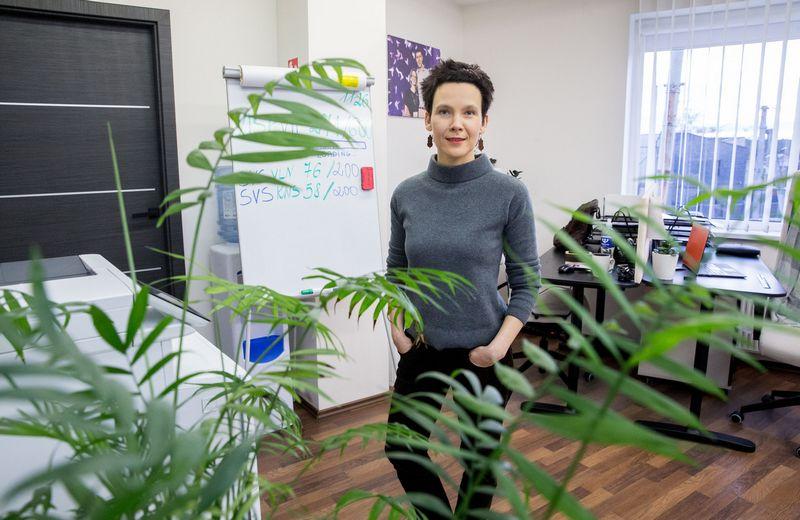 """Laura Rimkutė, """"Triple O Consulting"""" partnerė, konsultantė. Juditos Grigelytės (VŽ) nuotr."""