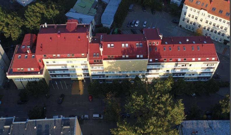 """""""Lietuvos energijai"""" nepavyko parduoti objektų Vilniaus Žirmūnuose irSenamiestyje"""