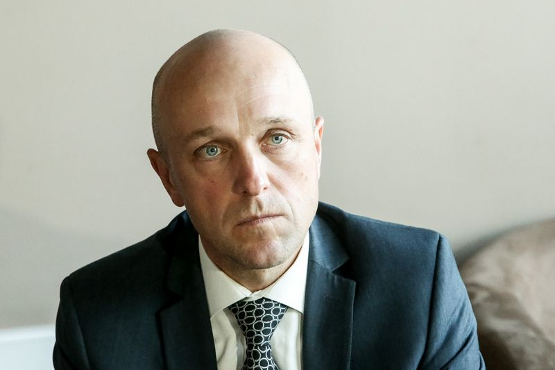Saulius Urbanavičius, Registrų centro direktorius. Vladimiro Ivanovo (VŽ) nuotr.