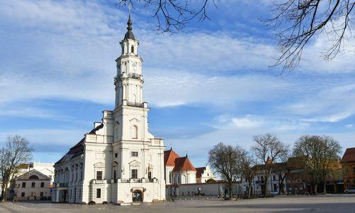 """Kauno Rotušės atnaujinimo projektavimo konkursą laimėjo""""Processoffice"""""""
