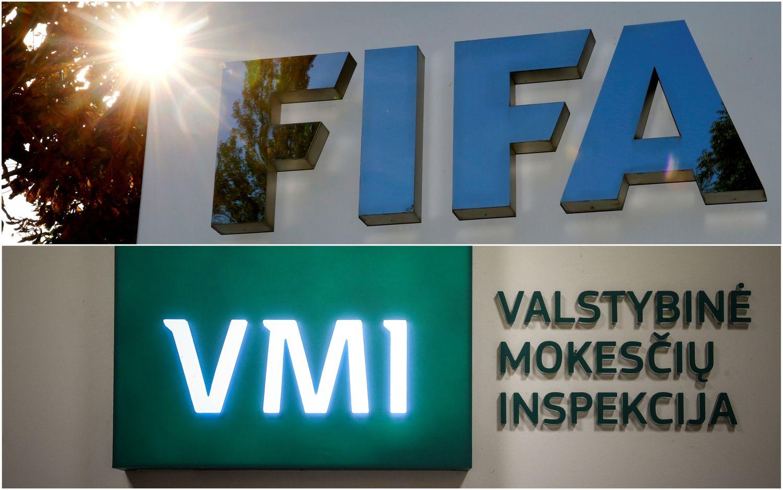 """FIFA ir VMI – tarp populiariausių """"Google"""" paieškų Lietuvoje"""