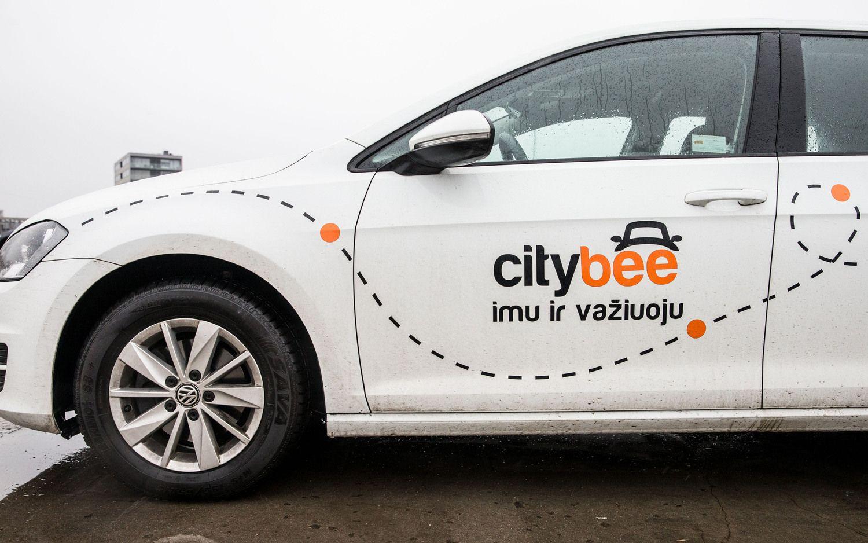 """""""CityBee"""" plečiasi į Latviją ir Estiją"""