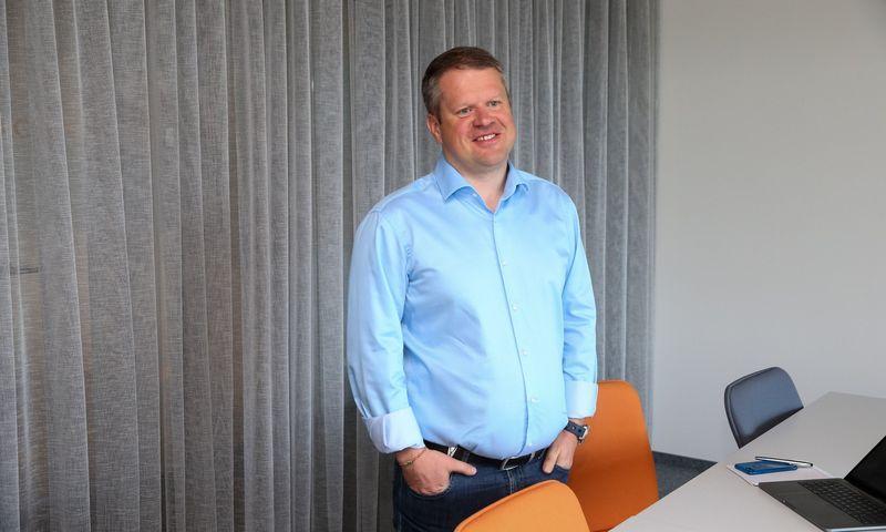 """Regimantas Buožius, UAB """"ACC Distribution"""" valdybos pirmininkas. Vladimiro Ivanovo (VŽ) nuotr."""