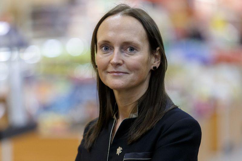 Kristina Mažeikytė, IKEA rinkodaros vadovė Baltijos šalims. Vladimiro Ivanovo (VŽ) nuotr.