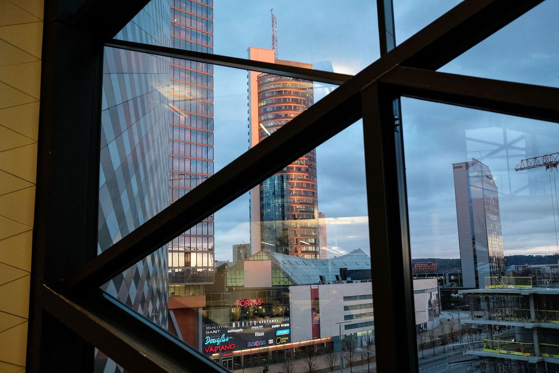 Vilnius – tarp patraukliausių investuotojams pasaulio miestų-vidutiniokų