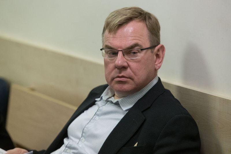 Gintaras Marcinkevičius. Vladimiro Ivanovo (VŽ) nuotr.
