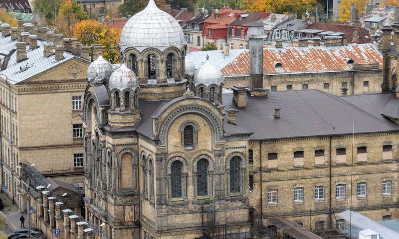 Lukiškių tardymo izoliatorius-kalėjimas Vilniuje. Vladimiro Ivanovo (VŽ) nuotr.