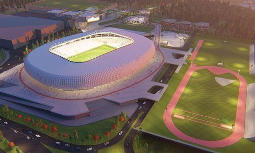 Grįžti į nacionalinio stadiono lenktynes norinti įmonė pateikė savo viziją