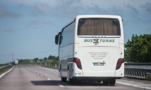Šiauliuose autobusų bilietai parduodami terminale