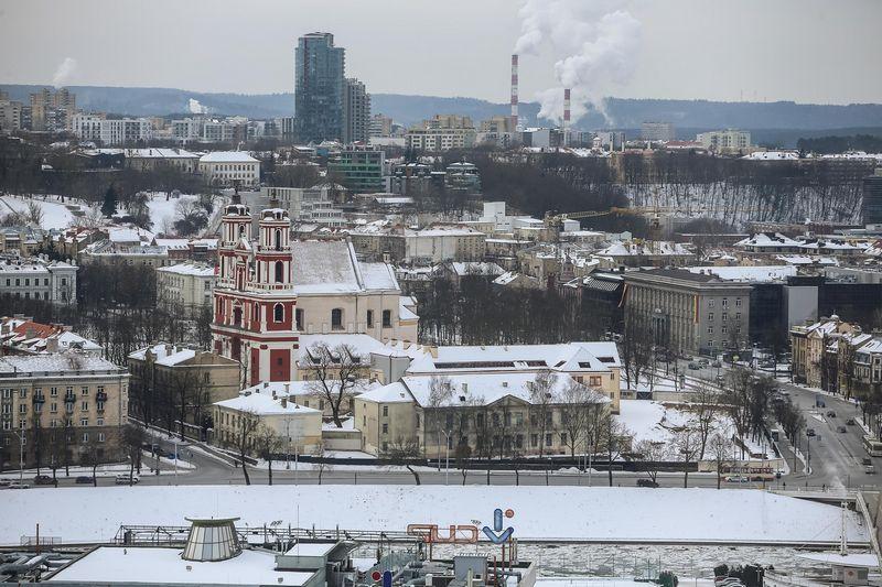 Šv. Apaštalų Pilypo ir Jokūbo bažnyčia, buvusi Šv. Jokūbo ligoninė. Vladimiro Ivanovo (VŽ) nuotr.