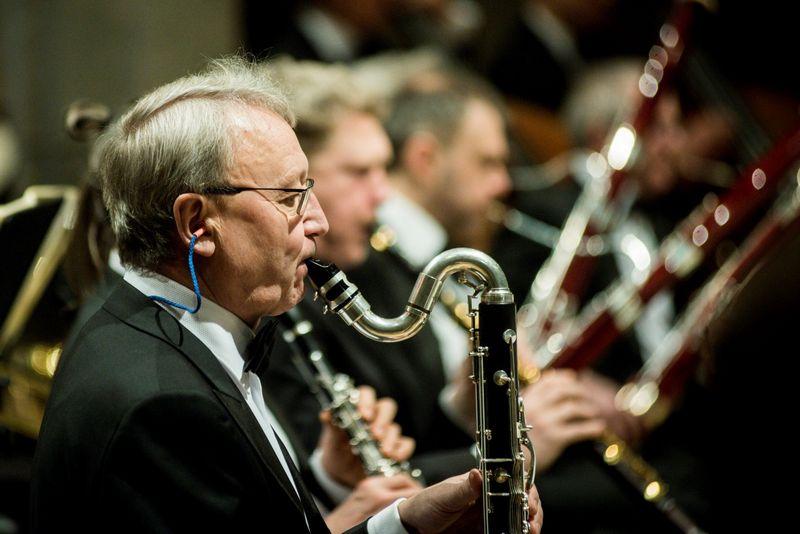 """Susikaupti prieš šventes Lietuvos valstybinis simfoninis orkestras kviečia klausant Giuseppe Verdi """"Requiem"""". Dmitrijaus Matvejevo (LVSO) nuotr."""