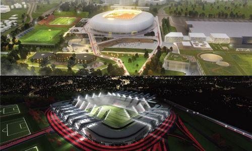 Nacionalinio stadiono vizijų palyginimas: ką siūlo vienas ir kitas dalyvis