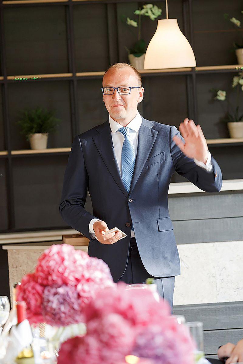 """Justinas Valiūnas, """"GSS Baltic"""" direktorius: """"E. parduotuvė nėra tik prekių išdėstymas ir krepšelis – su ja reikia susieti skirtingus procesus."""" Bendrovės nuotr."""
