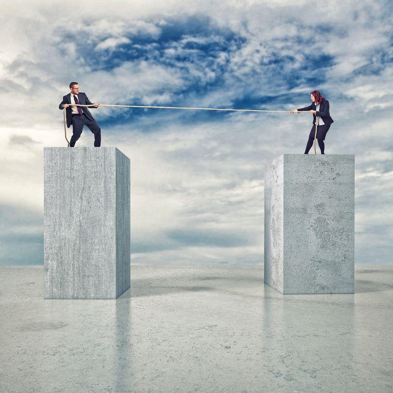 """Talentingam darbuotojui sudėtinga savarankiškai transformuotis į vadovus. """"Matton"""" nuotr."""