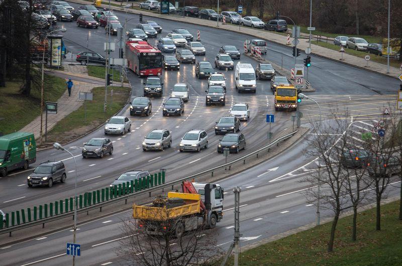 Vilniaus vaizdai. Juditos Grigelytės (VŽ) nuotr.
