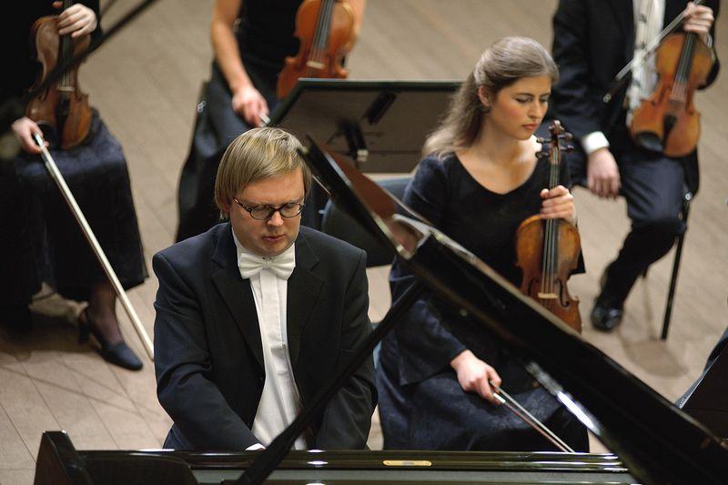 Daumantas Kirilauskas jau yra pasaulinio lygio pianistas. pasauliolietuvis.lt nuotr.