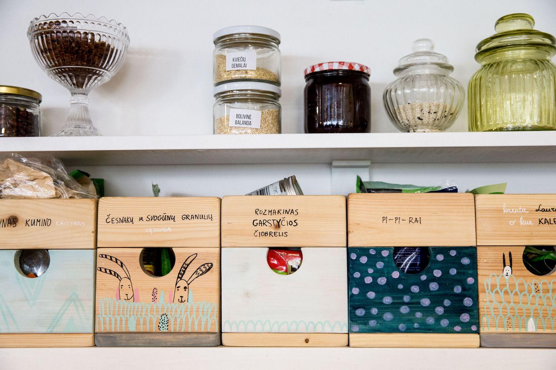 Leidus gaminti namuose, tikisi daugėsiant naujų ir legalių maitintojų