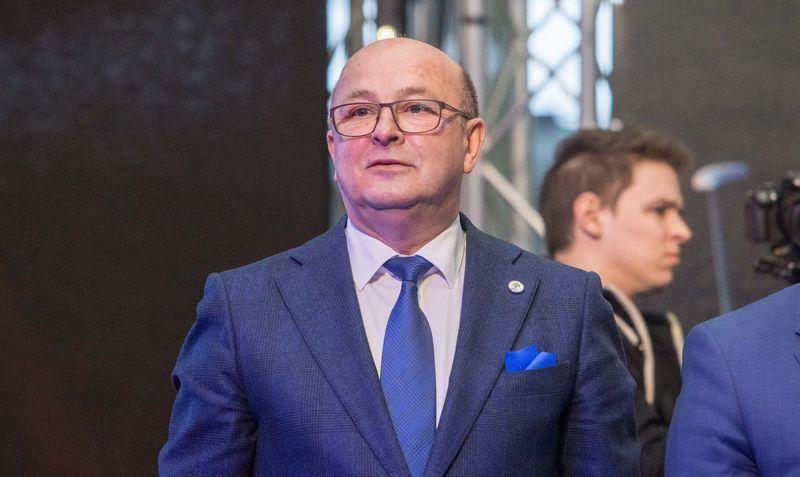 Visvaldas Matijošaitis. Vladimiro Ivanovo (VŽ) nuotr.