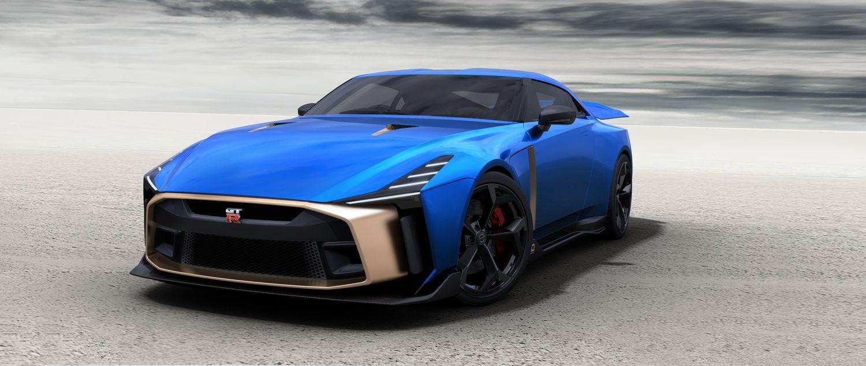 """Bendras """"Nissan"""" ir """"Italdesign"""" kūrinys – už 990.000 Eur"""
