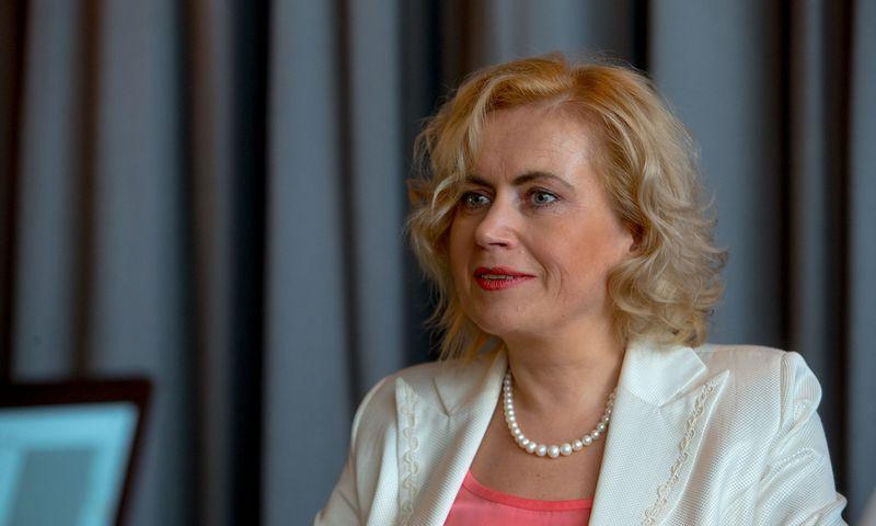 Diana Dominienė. Vladimiro Ivanovo (VŽ) nuotr.