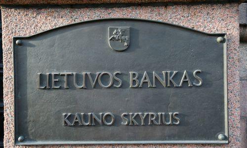 Lietuvoje kuriasidar vienas specializuotas bankas