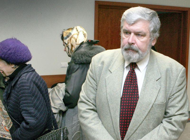 Valerijus Ivanovas. Martyno Vidzbelio (Scanpix) nuotr.