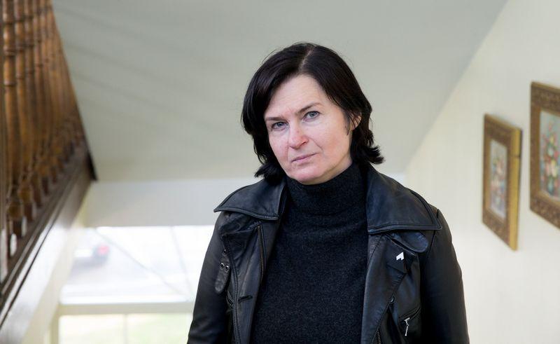 Rašytoja Undinė Radzevičiūtė. Juditos Grigelytės (VŽ) nuotr.