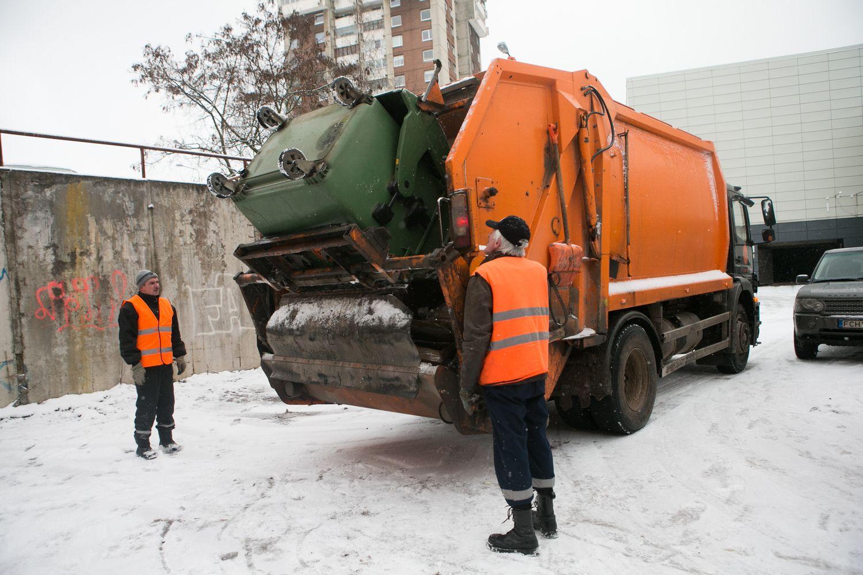 Gyventojams šiukšlių išvežimas nebrangs, Seimas nepadidino sąvartyno mokesčio