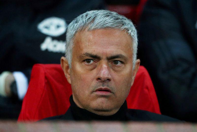 "Jose Mourinho. ""Reuters"" / ""Scanpix"" nuotr."