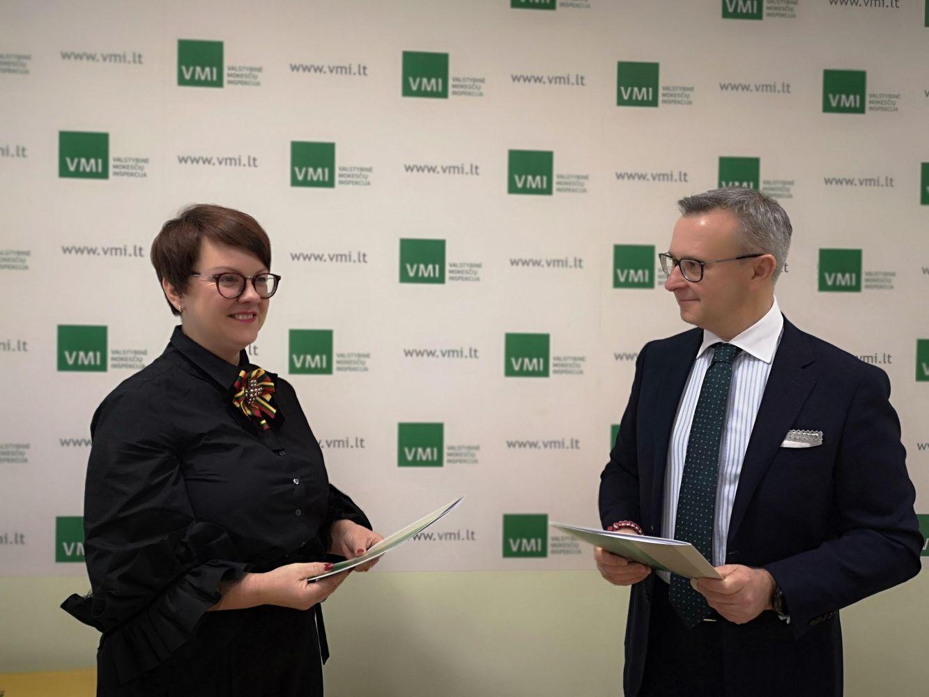 Priimdami sprendimus bankai galės remtis VMI duomenimis