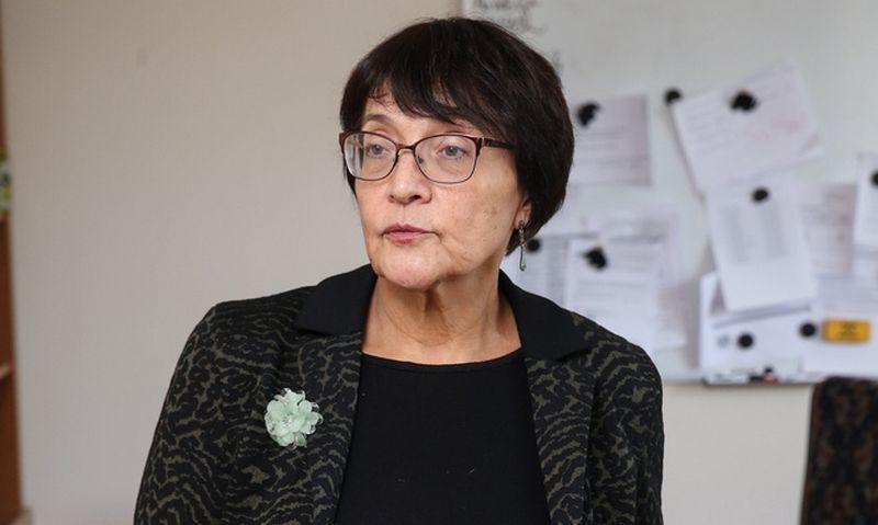 Politologė prof. dr. Jūratė Novagrockienė, Lietuvos karo akademijos prorektorė. Vladimiro Ivanovo (VŽ) nuotr.