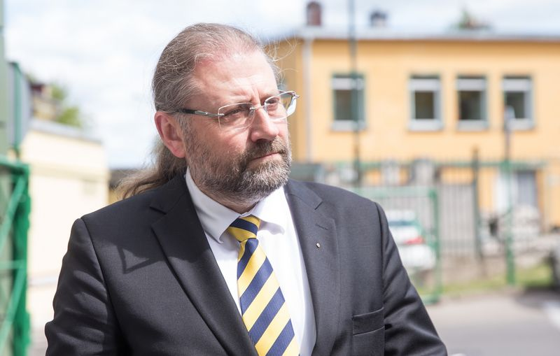 Rytis Mykolas Račkauskas. Juditos Grigelytės (VŽ) nuotr.