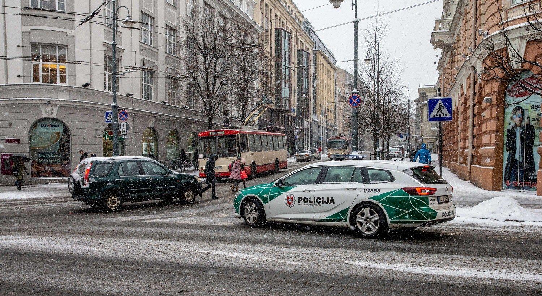 Patvirtintas Vilniausdarnaus judumo planas