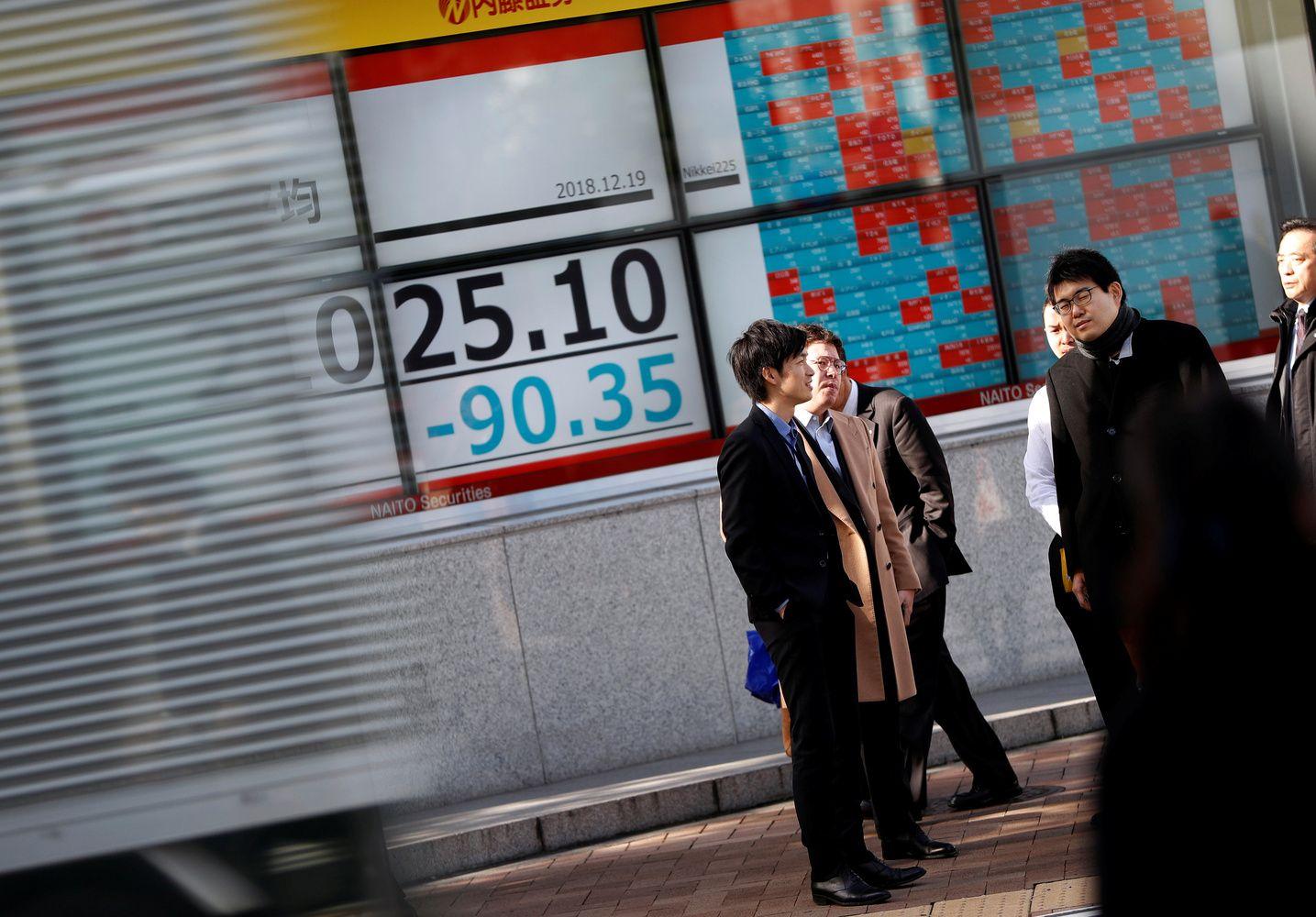 Fondų valdytojai dėl ekonomikos pesimistiškiausi per dešimtmetį