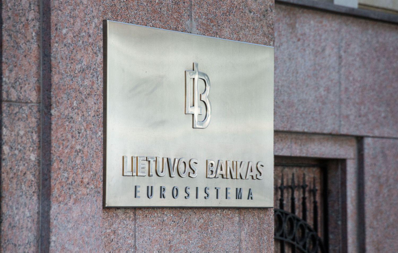 Lietuvos bankas apkarpė BVP prognozę, bet tikisi spartesnio algų augimo