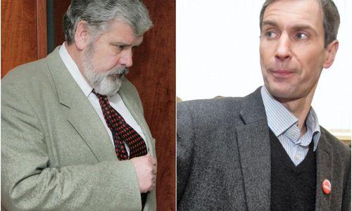 A. Paleckis ir V.Ivanovas į teisėsaugos rankas pateko tiriant šnipinėjimo Rusijai bylą