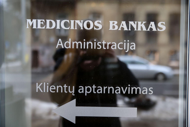 """Medicinos banko neveiksnių paskolų portfelįnupirko """"Easy Debt Service"""""""
