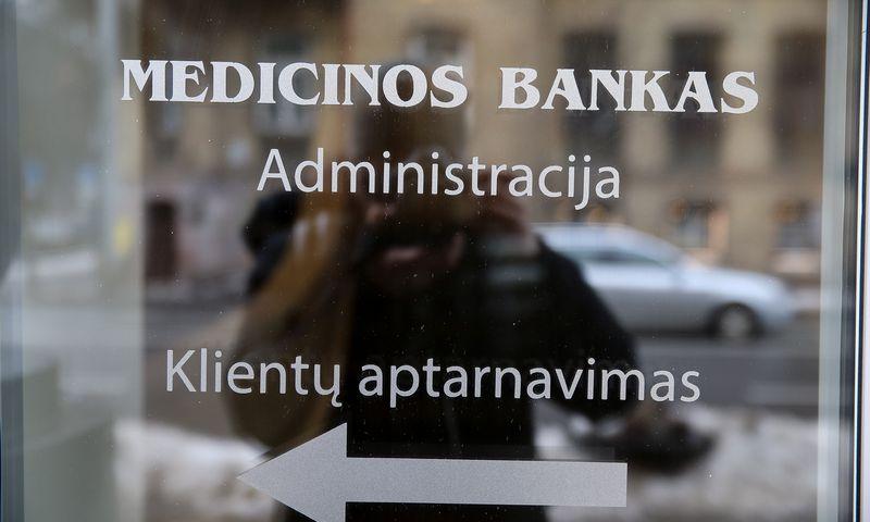 Medicinos bankas. Vladimiro Ivanovo (VŽ) nuotr.