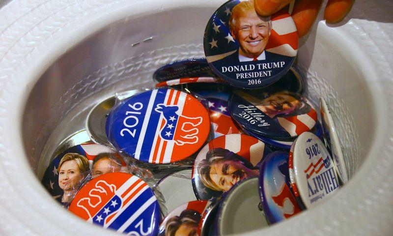 """Rusijos kišimasis į JAV politinį gyvenimą tęsiasi ir po prezidento rinkimų. DAVIDO GRAY (""""Reuters"""" / """"Scanpix"""") nuotr."""