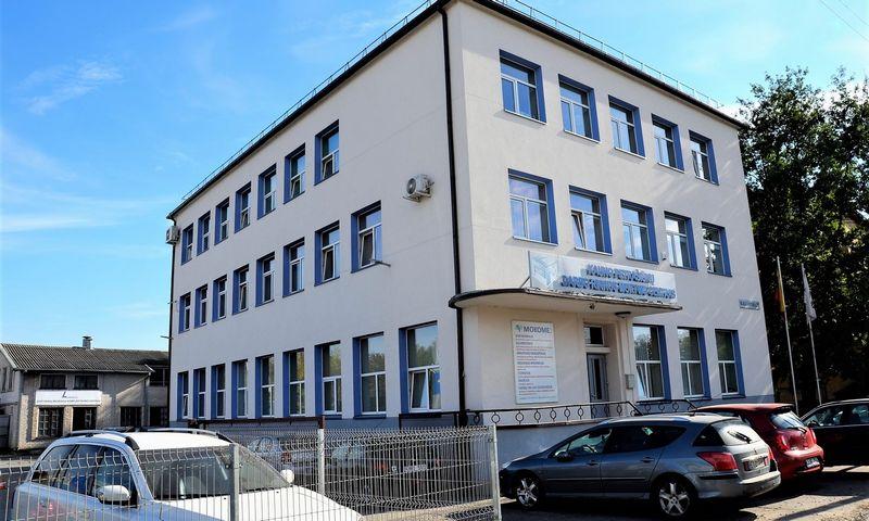 Kauno Petrašiūnų darbo rinkos mokymo centras. Turto banko nuotr.