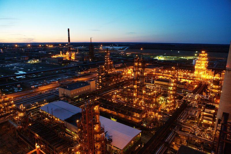 """Mažeikių naftos perdirbimo gamykla. """"Orlen Lietuva"""" nuotr."""